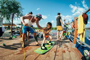 Szkolenie wakeboardowe