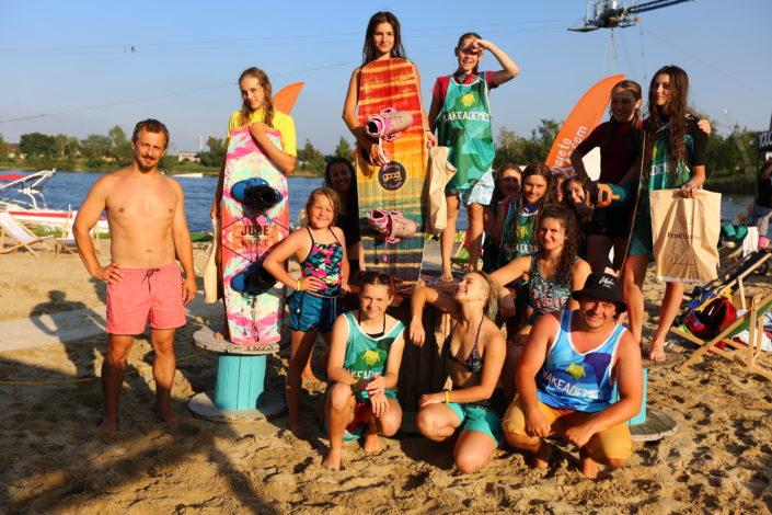 WAKEADEMICS - obóz wakeboardowy dla dzieci i młodzieży